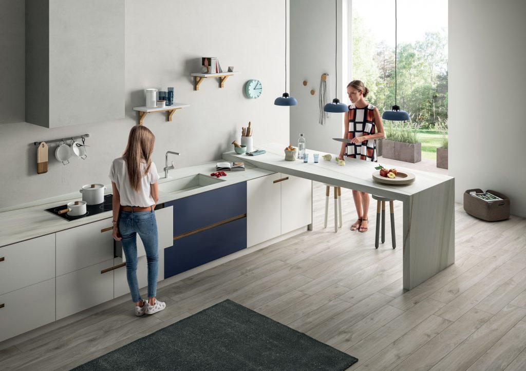 Nace not enStone, the Italian brand of porcelain tile