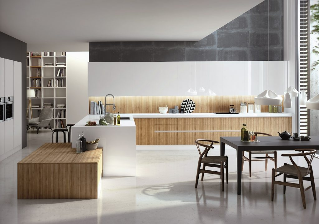 Avance tendencias en diseño de cocinas de la mano de Antalia ...
