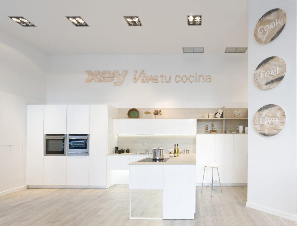 Xey presenta en espacio cocina sici sus novedades para el - Amueblamiento de cocinas ...